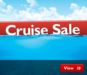 Cruise Sale on Now!