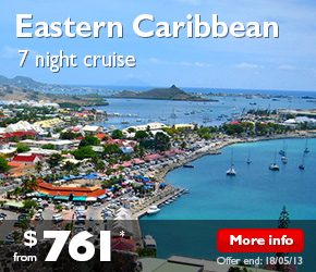 7 Night Eastern Caribbean Cruise on the Freedom of the Seas