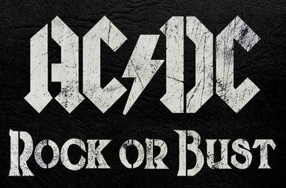 Acdc For Those About To Rock Tour