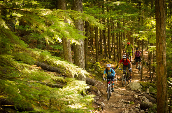 4 Ways To Get Mountain-Bike Ready In British Columbia