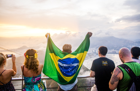 Visit Brazil Without A Visa During The Rio Olympics