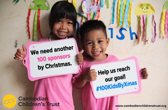 Flight Centre, CCT & You: Sponsor A Child By Christmas