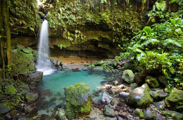Unlocking The Caribbean's Adventurous Side
