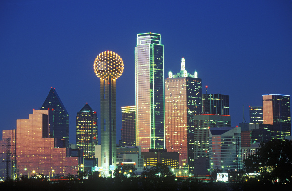 Dallas Proves Everything Is Bigger In Texas