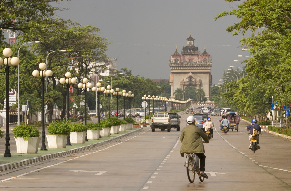 Pedal Your Way Around Southeast Asia