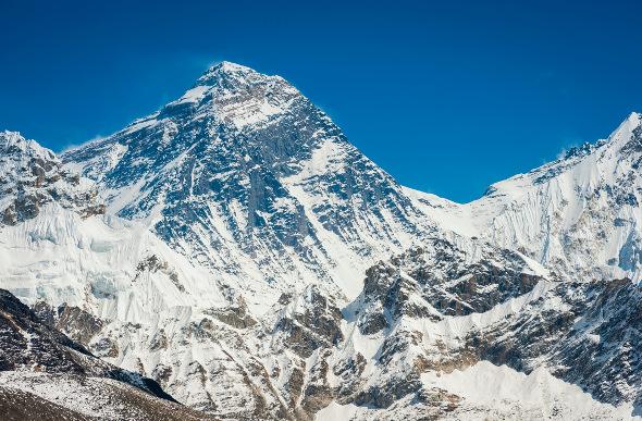 Climber & Guide Kenton Cool On Kathmandu