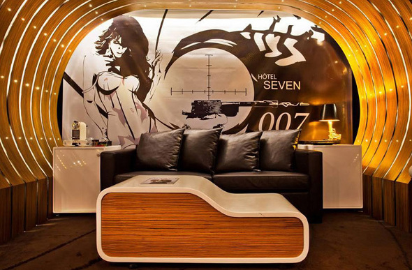 World's Best Character-Themed Hotel Suites