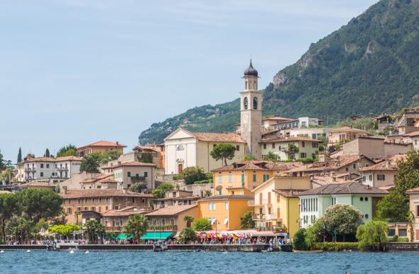 Limone in Lake Garda