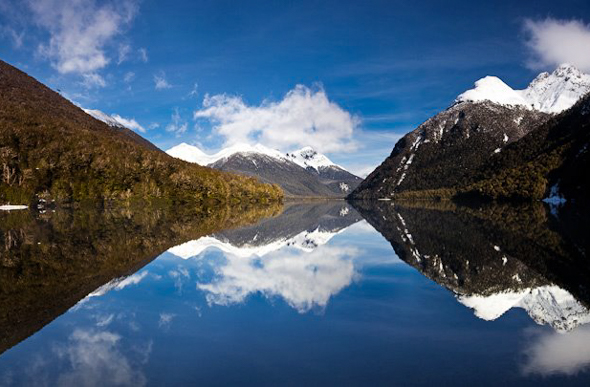 Lake Gunn New Zealand