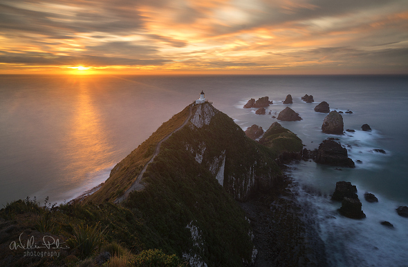 Landscape Photographer William Patino lets loose on New Zealand's South Island