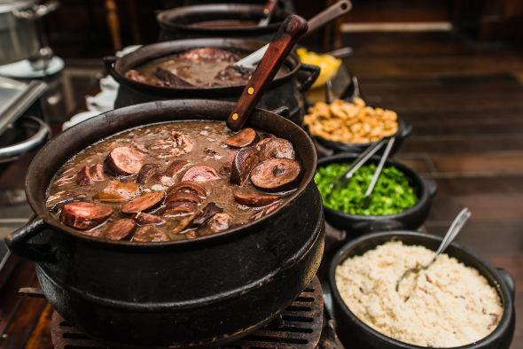 Feijoadas bean stew