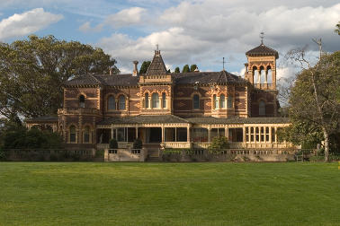 beautifully designed in the victorian italianate style rippon lea house is one of victorias important examples of a substantial late nineteenth century - Australian Victorian Houses