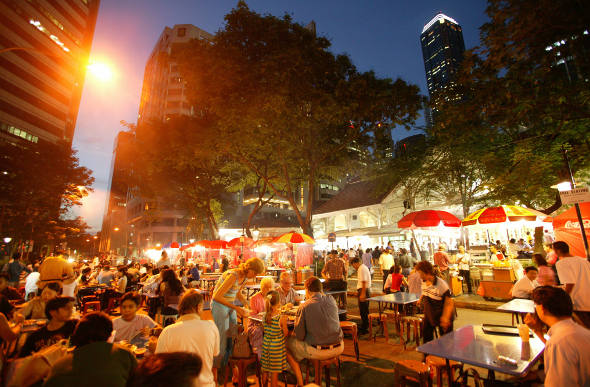 Celebrating Singapore's Sumptuous Food Scene