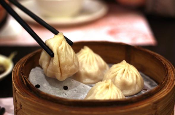 Soup dumpling Hong Kong