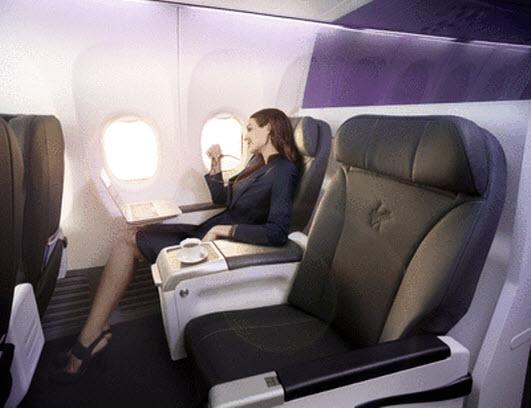 Virgin Australia Launches Business Class Trans Tasman