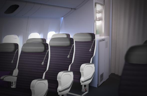 Virgin Australia To Launch New Premium Economy Cabin