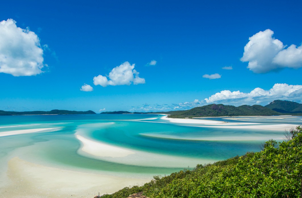Open Shutter: Lost In A Whitsundays Dream