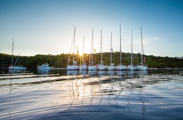 Croatia Yacht Week