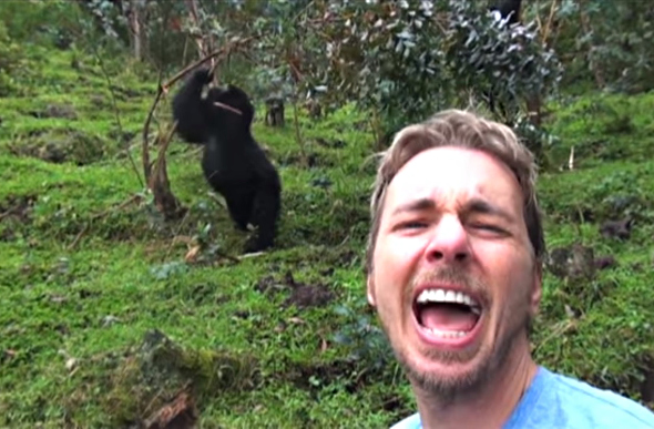 Kristin Bell & Dax Shepard Get Us Dreaming Of Africa With Holiday Video