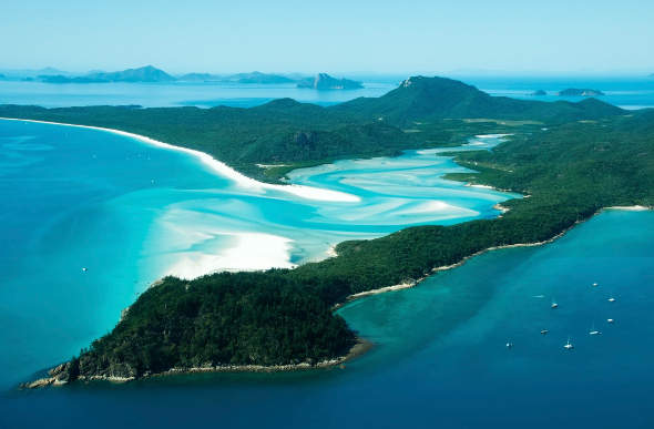 13 Whitsundays Views That Elevate The Cliche