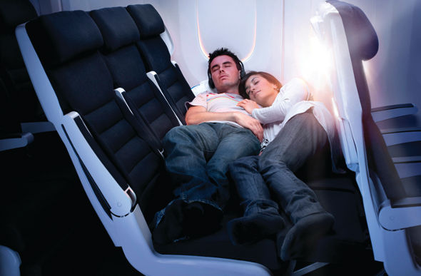 Top airlines offering comfortable economy class cabins for Delta main cabin vs delta comfort