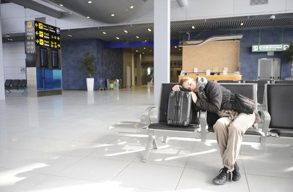 Top 8 Airport Sleeping Pods