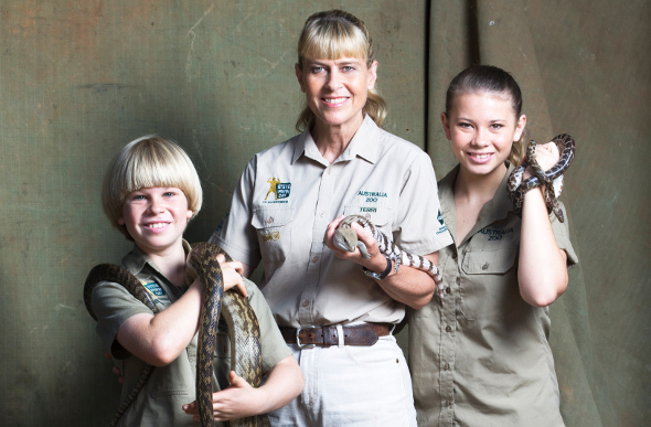 APT Remembers Steve Irwin With Exclusive Tour