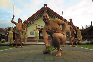 Legend and Landscapes Come Alive at Te Puia, Rotorua