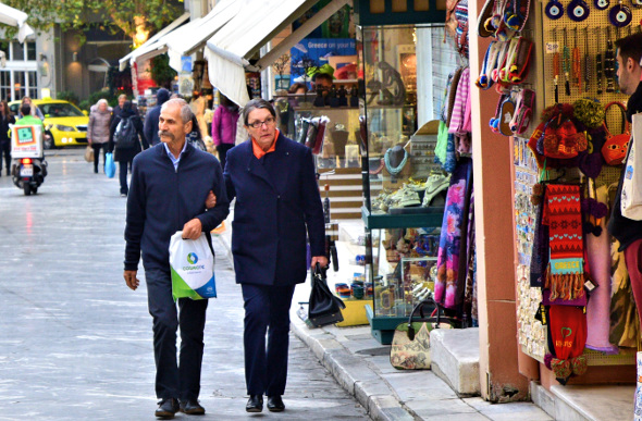 Athens Shopping: Treasures In The City