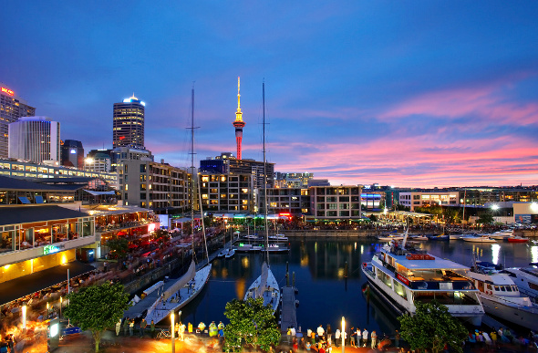 5 Ways To Sample Auckland's Food & Wine Scene
