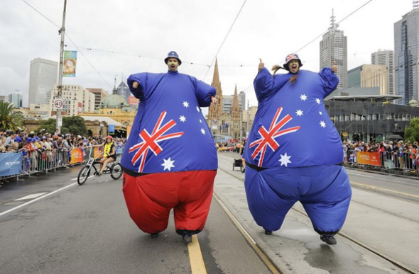 Greatest Australia Day Getups Of All Time
