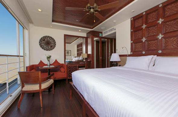 Avalon Myanmar suite interior
