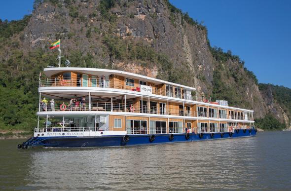 Avalon Myanmar