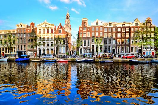 Avalon Sails Into Belgium
