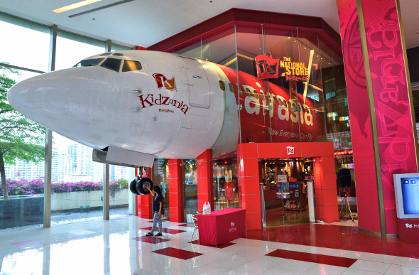 KidZania Bangkok, Thailand, is both fun and educational for kids.