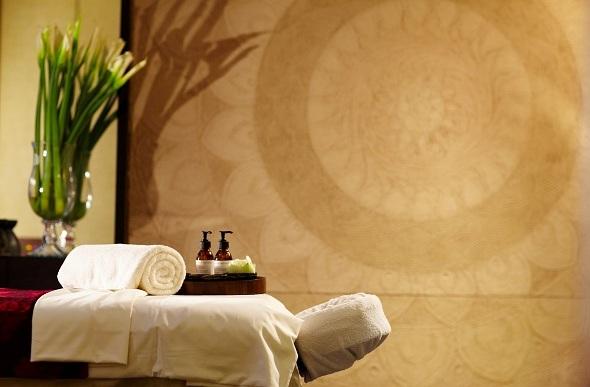 Siam kempinksi's relaxing spa