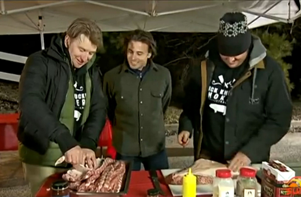 BBQ competition