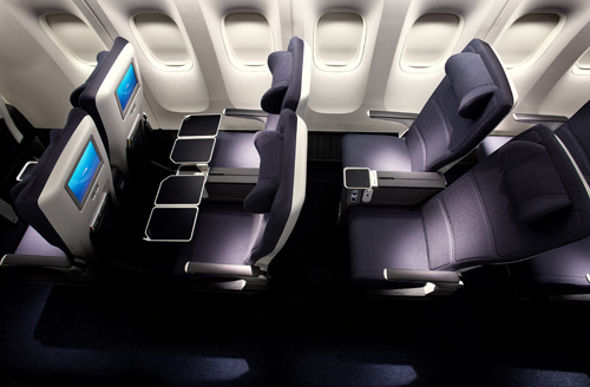 Take The Step Up To Premium Economy