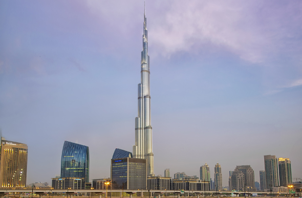 Burj Khalifa's Observation Deck Named Best Attraction In 2015
