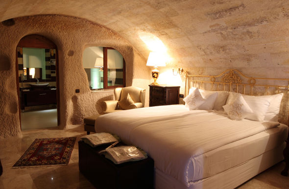 Top Underground Cave Hotels