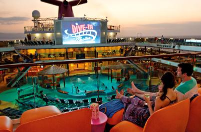 Carnival Cruise Fantasy Inside Pics  Punchaoscom