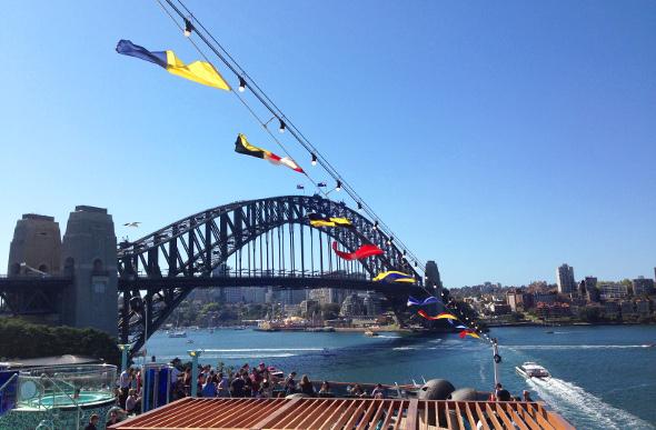 Carnival's Legend-ary Cruise Season Kicks Off