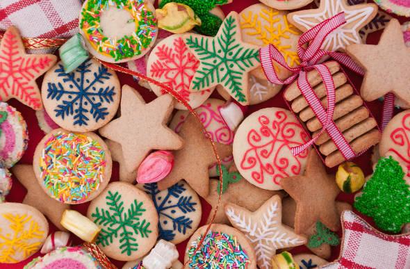 Christmas Food.Christmas Food Around The World