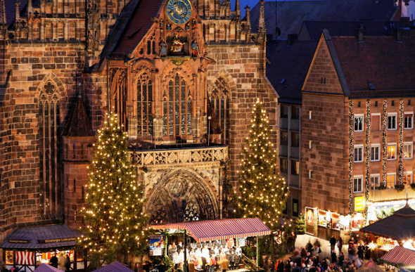 5 Places To Spend Christmas In Europe