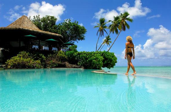 Pacific ResortAitutaki
