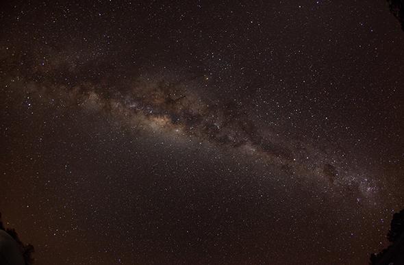 Under A Southern Sky Stargazing In Australia