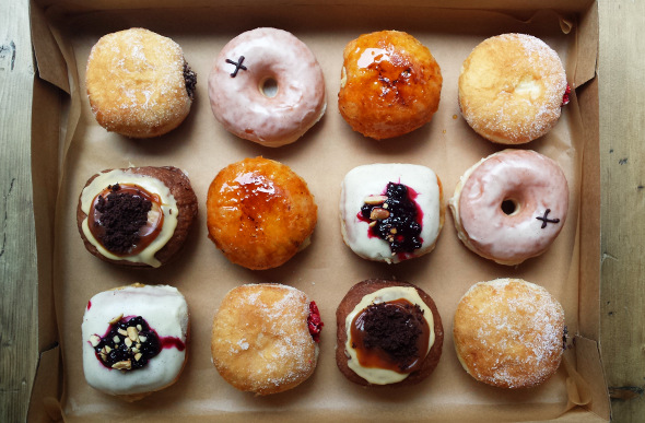 Doughnuts Cafe London