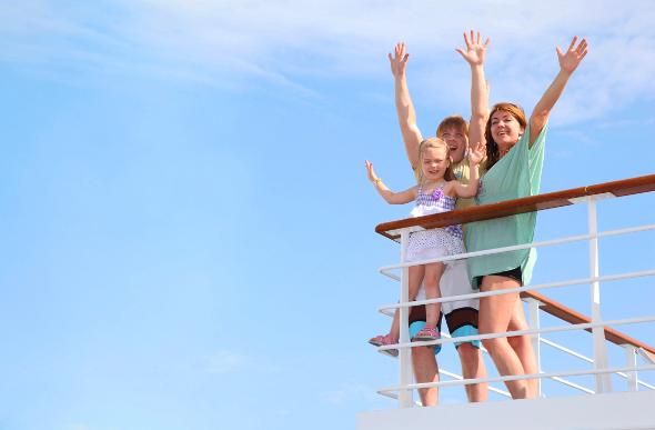 Australians Spent More Than 10 Million Days Cruising In 2014