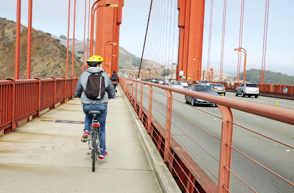 How To Cycle San Francisco