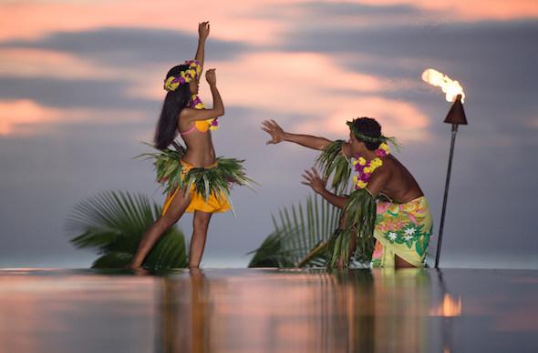 Tamare dancers